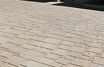 What should you buy concrete or clay paving?